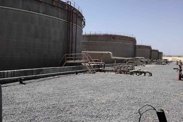 Setareh Khalij Fars Oil Station