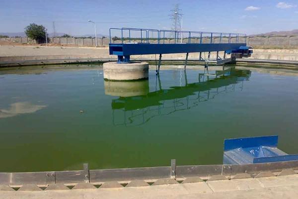 Torbat Heydarieh Wastewater Main Control System